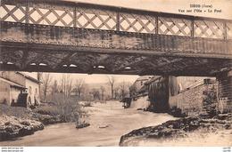 39 . N°106038 . Sirod .vue Sur L Oin .le Pont . - Autres Communes
