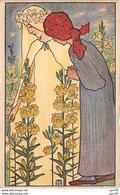 Illustrateur - N°63200 - Genre Kircher - Cendrillon La Féé La Pare Pour La Fête - - Künstlerkarten