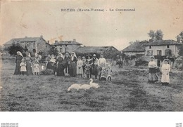 87    .    N° 202884           .           ROYER               .                   LE COMMUNAL - France