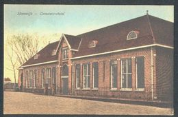 Nederland Holland Pays Bas Steenwijk School Oud - Steenwijk