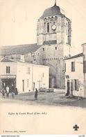 17 .n°  106969 . Corme Royal .boucherie Merlet .l Eglise . - Autres Communes