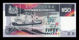 Singapur Singapore 50 Dollars 1997 Pick 36 SC UNC - Singapour