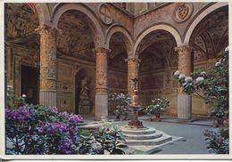 Firenze - Cortile Di Palazzo Vecchio - Festa Dei Fiori - Firenze (Florence)