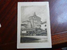 20061) LOCALITA' ITALIANA DA IDENTIFICARE FORSE MILANO O DINTORNI VIAGGIATA 1934 BELLA AFFRANCATURA - Postcards