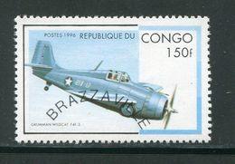 CONGO- Y&T N°1026P- Oblitéré (avions) - Oblitérés