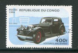 CONGO- Y&T N°1026E- Oblitéré (voitures) - Oblitérés