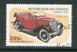 CONGO- Y&T N°1026C- Oblitéré (voitures) - Oblitérés