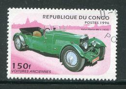 CONGO- Y&T N°1026B- Oblitéré (voitures) - Oblitérés