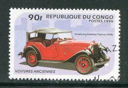 CONGO- Y&T N°1026A- Oblitéré (voitures) - Oblitérés