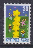 Europa Cept 2000 Cyprus 1v **  (47960) - 2000