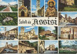 Italia - Saluti Da Assisi - Gruss Aus.../ Gruesse Aus...