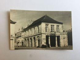 PHILIPPEVILLE  1946 L' HOTEL DE VILLE   CARTE PHOTO BINTS - Philippeville