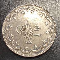 MONEDA DE 20 KURUS AH AÑO 1916 - Turchia