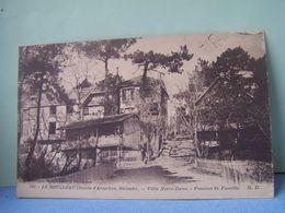LE MOULLEAU (GIRONDE) ARCACHON. VILLA NOTRE-DAME. PENSION DE FAMILLE.  101_0180GRT - France