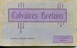 N°78971 -carnet Calvaires Bretons - Bretagne