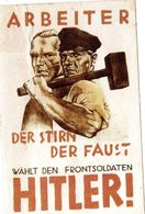 DC2267 - WW2 Germany Propaganda Nationalsozialismus Hitler Soldaten REPRO - Guerre 1939-45