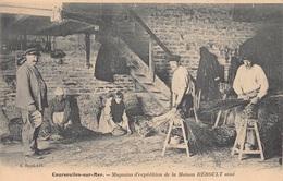 Courseulles-sur-Mer - Magasins D'expédition De La Maison Héroult Ainé - Courseulles-sur-Mer