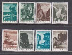 Bulgaria 1968 - Landscapes, Mi-Nr. 1802/09, MNH** - Bulgarie