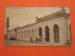 Mouscron  La Gare         ( 2 Scans ) - Mouscron - Moeskroen