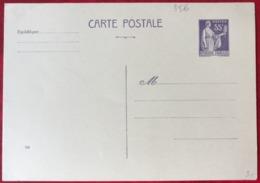 France Entier Carte Postale N°363-CP1 - Neuve - (B3435) - Standard Postcards & Stamped On Demand (before 1995)