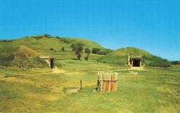 CPSM - USA - Fort Lincoln State Park - Mandan - Mandan