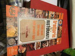 STUPENDO FASCICOLO TRATTORIE E RISTORANTI - Books, Magazines, Comics
