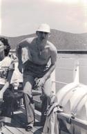 PHOTO PRESSE 14X9 / WILLIAM SHELLER - TOURNEE EUROPE 1 SUR LE RADIOSA En 1978 - Personalità