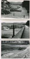 SAINT FERREOL =  5 Photos (14X9cm) BASSIN à SEC  Par Alexis Corset  Revel    1526 - Fotografie