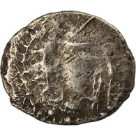 Monnaie, Śri Yashaaditya, Obole, 6EME SIECLE, Hunnic Tribes, TB, Argent - Orientales