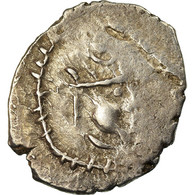 Monnaie, Śri Yashaaditya, Obole, 6EME SIECLE, Hunnic Tribes, TB+, Argent - Orientales