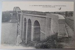 56 - LA ROCHE BERNARD (Morbihan) - Le Pont Sur La Vilaine  Prise De La Rive Droite - La Roche-Bernard