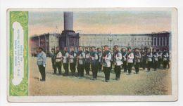 - CHROMO CHOCOLAT DELESPAUL-HAVEZ - VOYAGE EN RUSSIE - N° 8 : La Relève De La Garde Au Palais - - Sonstige