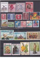 Petit Lot De Différents Pays - Lots & Kiloware (mixtures) - Max. 999 Stamps