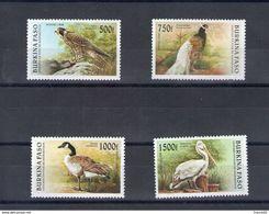 Burkina Faso. Oiseaux En Voie De Disparition - Burkina Faso (1984-...)
