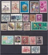 Petit Lot De Différents Pays - Lot N° 2 - Lots & Kiloware (mixtures) - Max. 999 Stamps
