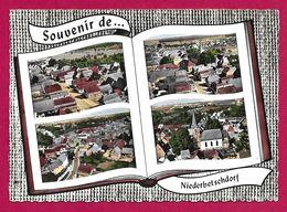 Carte Postale Moderne Betschdorf - Niederbetschdorf - Souvenir De Niederbetschdorf - Autres Communes