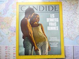 Le Nouveau Candide N° 303 13 Février 1967 Les Derniers Vrais Hommes / Comment Est Morte Martine Carol / Giscard - Testi Generali