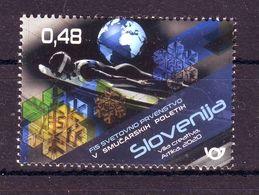 Slovenia 2020 Sport FIS World Champion Planica MNH - Slovenia