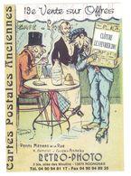 ROGNONAS - Rétro-Photo- Catalogue De La 19° Vente Sur Offres De Cartes Postales Anciennes - 2001 - Andere Gemeenten