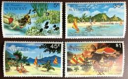 Grenadines Of St Vincent 1977 Prune Island MNH - St.Vincent & Grenadines