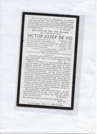 15-VICTOR DE VIS -HEKELGEM-MECHELEN-GEEL-TERNAT-PRIESTER*PASTOOR - Andachtsbilder