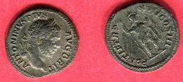 CARACALLA DENIER  ( C 477 ) TB+ 38 - 4. The Severans (193 AD Tot 235 AD)