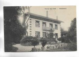 71 - TOURNUS - Villa Des Pins - France