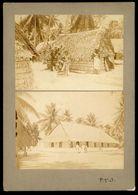 Albumen Photos - Ellice Islands, Polynesia, Oceania - Anciennes (Av. 1900)