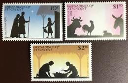 Grenadines Of St Vincent 1982 Christmas MNH - St.Vincent & Grenadines