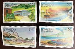 Grenadines Of St Vincent 1983 Union Island MNH - St.Vincent & Grenadines
