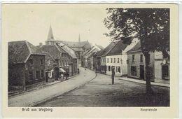 Grüss Aus WEGBERG - Nordrh. Westf.- Hauptstrasse - Wegberg