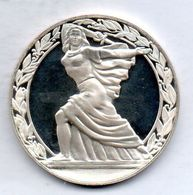 BULGARIA, 50 Leva, Silver, Year 1981, KM #136 - Bulgaria