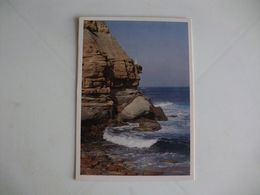 Postcard Postal De Portugal Torres Vedras Santa Rita Praia De Porto Novo - Lisboa