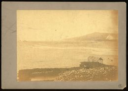 Albumen Photos - Bombardment Of Luatuanu'u, SAMOA, Oceania - Anciennes (Av. 1900)